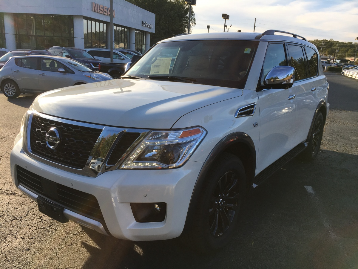 What the press is saying about the new 2017 Nissan Armada……