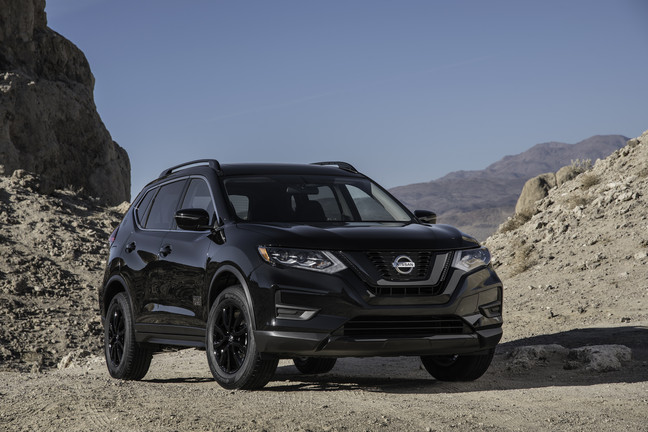 Nissan Rogue: Rogue One Star Wars Limited Edition In Magnetic Black due to arrive this week!