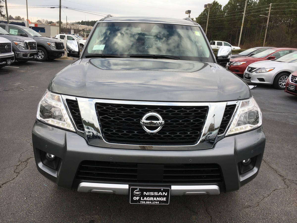 Check out the all-new 2017 Nissan Armada at Nissan of LaGrange (VIDEO)