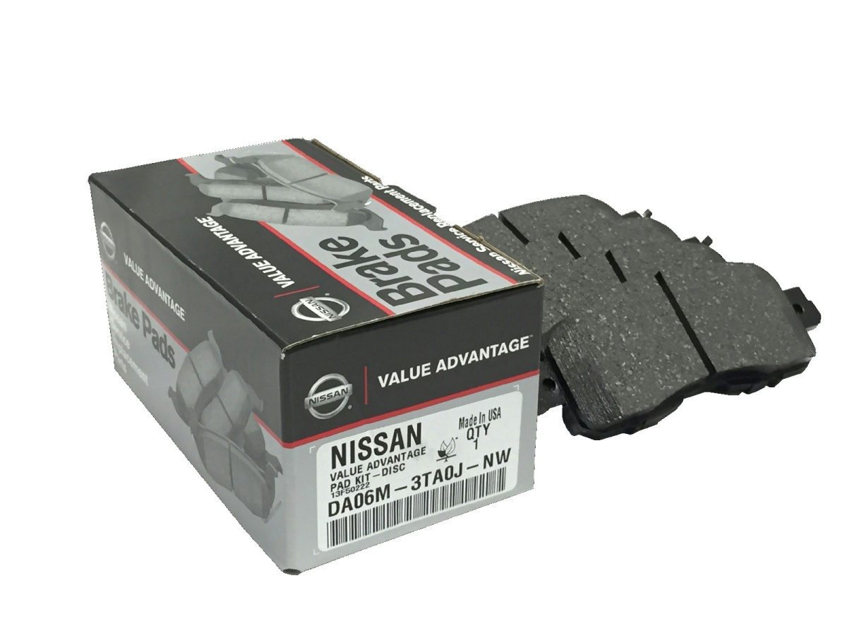 How do I know if my brakes need attention and why should I use Genuine Nissan Brake Pads?