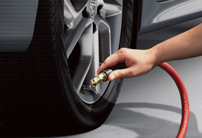 Safety Saturday – Nissan's Tire Pressure Monitoring System