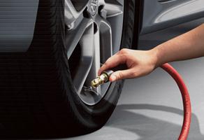 Safety Saturday – Nissan's Tire Pressure MonitoringSystem