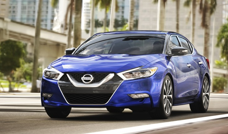 2017 Nissan Maxima named Best Resale Value by Kelley Blue Book