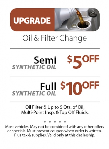 Check out these great January 2017 Service Specials from Nissan of LaGrange