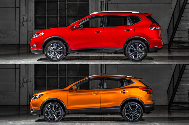 Now that the all-new Rogue Sport has arrived, what's the difference between the Sport and the regular Rogue?