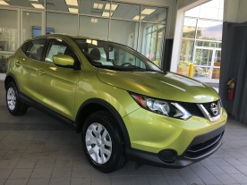 2017 Rogue Sport S Nitro Lime Nissan of LaGrange Atlanta Auburn Columbus Newnan Carrollton (3)