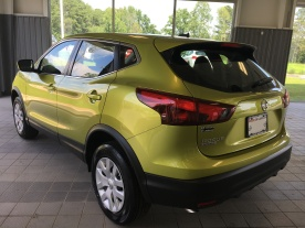 2017 Rogue Sport S Nitro Lime Nissan of LaGrange Atlanta Auburn Columbus Newnan Carrollton (7)