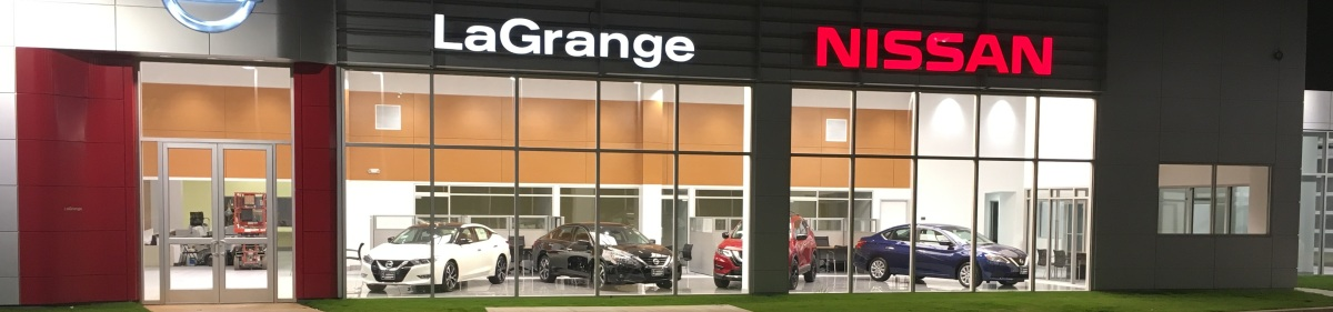 Nissan of LaGrange wins the 2017 Nissan Award ofExcellence!
