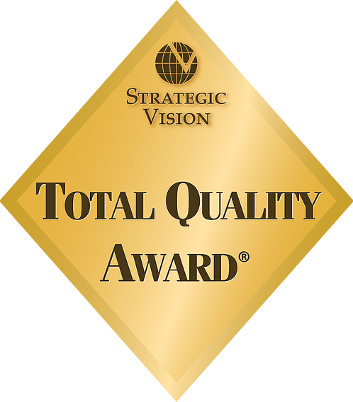 Nissan Altima Total Quality Award