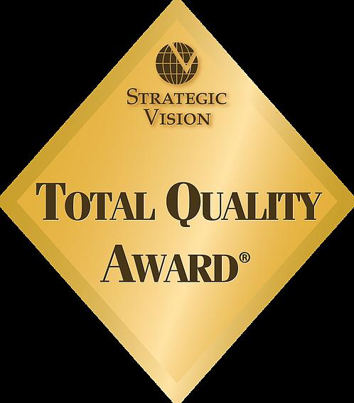 Nissan Altima Total Quality Award